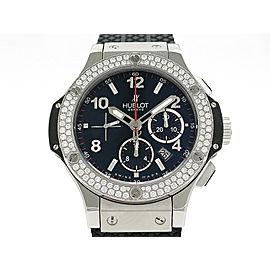 Hublot Big Bang Chronograph Diamond 301.SX.130.RX.114 44mm Mens Watch