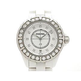 Chanel J12 H2430 Ceramic 38mm Mens Watch