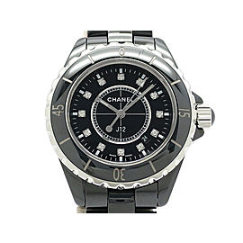 Chanel J12 H1625 33mm Womens Watch