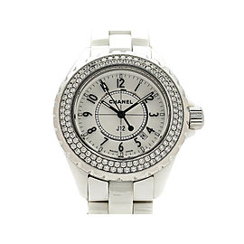Chanel J12 H0967 33mm Womens Watch