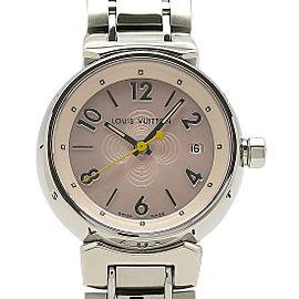 Louis Vuitton Tambour Q1216 28mm Womens Watch