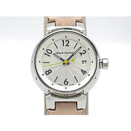 Louis Vuitton Tambour Q121K 28mm Womens Watch