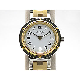 Hermes Clipper 24mm Womens Watch