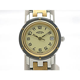 Hermes Clipper CL4.220 24mm Womens Watch