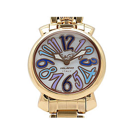 Gaga Milano Manuale 6021.2 35mm Womens Watch