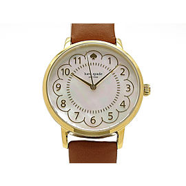 Kate Spade Metro Scalloped 1YRU0835 34mm Womens Watch