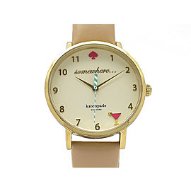 Kate Spade Happy Hour 1YRU0484 34mm Womens Watch