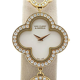 Van Cleef & Arpels Alhambra VCARN5KC00 H27mm_W27mm Womens Watch