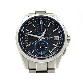 CASIO Oshianasu Solar radio clock OCW-T2600 Mens Watch