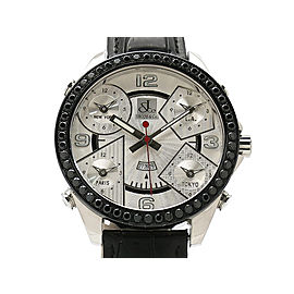 Jacob & Co. Five Time Zone 47mm Mens Watch