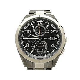 Citizen Atessa Chronograph 30th Anniversary AT8165-51E 43mm Mens Watch