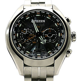 Citizen Promaster Eco Drive Satellite Wave Air H909-S092370 49mm Mens Watch