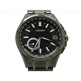 Citizen Atesa Eco Drive F150-T021590 43mm Mens Watch