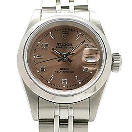 Tudor Princess Date 92400N 25mm Womens Watch