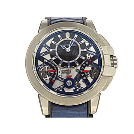 Harry Winston Ocean Project Z10 World limited 300 OCEABI42ZZ001 42mm Mens Watch