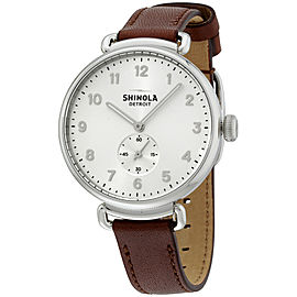 Shinola The Canfield S0120001935 38mm Mens Watch