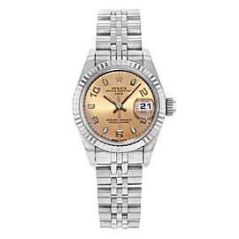 Rolex Date 69174 26mm Womens Watch
