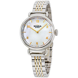 Shinola The Canfield 20018678 32mm Womens Watch
