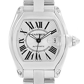 Cartier Roadster W62025V3 38mm Mens Watch