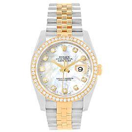 Rolex Datejust 116243 36.0mm Mens Watch
