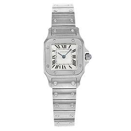 Cartier Santos W20056D6 24mm Womens Watch