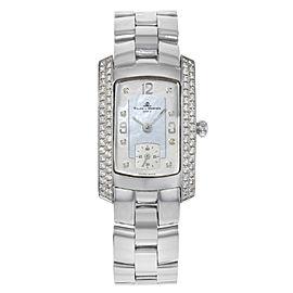 Baume & Mercier Hampton Milleis 65335 22mm Womens Watch