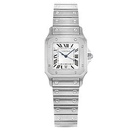 Cartier Santos W20060D6 29mm Mens Watch