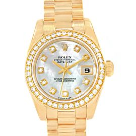 Rolex President Datejust 79138 26mm Womens Watch