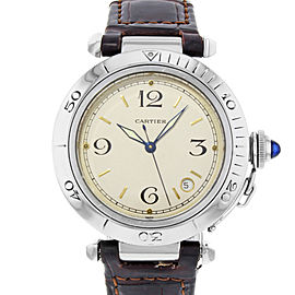 Cartier Pasha 1040 38mm Mens Watch