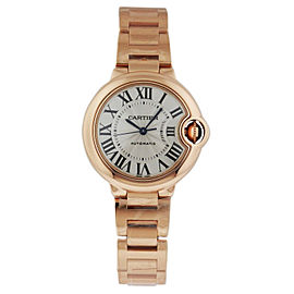 Cartier Ballon Bleu W6920068 Automatic 18K Rose Gold Watch