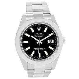 Rolex Datejust 116300 41mm Mens Watch