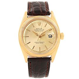 Rolex Datejust Vintage 16014 36.0mm Mens Watch