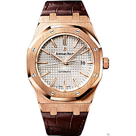 Audemars Piguet Royal Oak 15400or.oo.d088cr.01 41mm Mens Watch