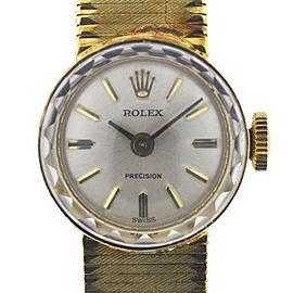 Rolex 14k Yellow Gold Vintage Ladies Watch