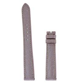 New Authentic Roger Dubuis Sympathie S27 14mm Regular Pink Crocodile Strap