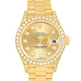 Rolex President Datejust 79188 26mm Womens Watch