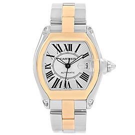 Cartier Roadster W62031Y4 38mm Mens Watch