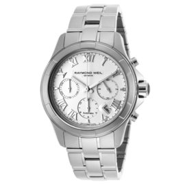 Raymond Weil Parsifal Chronograph Automatic Stainless Steel Mens Watch