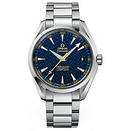 Omega Aqua Terra Master Co-Axial James Bond Spectre 231.10.42.21.03.004 Mens Watch