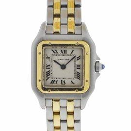 Cartier Panthere 1120 Two Tone Ladies Quartz Watch