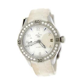 Zenith 16.0506.680 Defy Classic Diamond Stainless Steel Watch