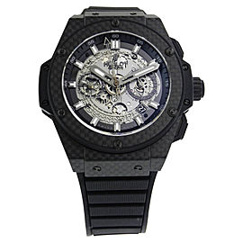 Hublot Big Bang King Power Unico 701.QX.0140.RX Carbon Fiber 48mm Mens Watch
