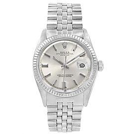 Rolex Datejust Vintage 1601 36mm Mens Watch