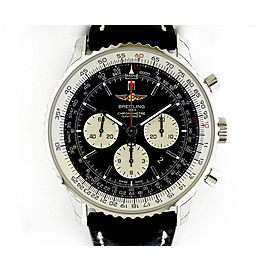 Breitling Navitimer 01 AB012721/BD09.760P.A20BA Black Dial 46mm Watch