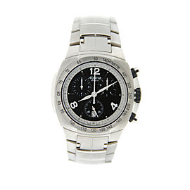 Alpina Avalanche AL350 Stainless Steel Quartz 42mm Mens Watch