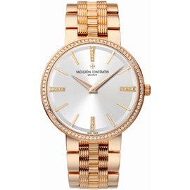 Vacheron Constantin 81577/v01r-9271 Traditionnelle 18K Rose Gold 38mm Watch