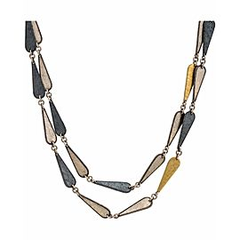 Gurhan 24K Yellow Gold Sterling Silver Necklace