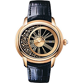 Audemars Piguet Millenary Morita 15331OR.OO.D002CR.01 18K Rose Gold Automatic Watch