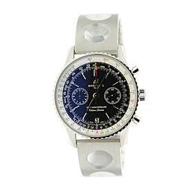 Breitling Navitimer 125th Anniversary A2632213 Chronograph Stainless Steel Mens Watch