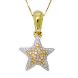 Chimento 18K Yellow Gold 0.75ct Diamond Pendant